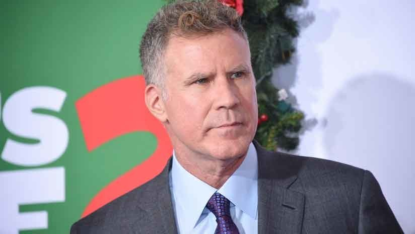 Hospitalizan al actor Will Ferrell tras sufrir un accidente de tránsito en California