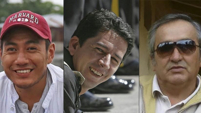 18 días de angustia: El desenlace del secuestro de los periodistas en la frontera de Ecuador