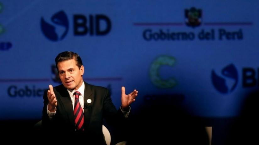 """Enrique Peña Nieto: """"La puerta está abierta para que EE.UU. regrese al TPP"""""""
