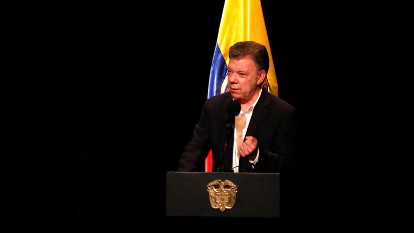 """Santos: """"Colaboramos con Quito en todo lo necesario para capturar a asesinos de periodistas"""""""