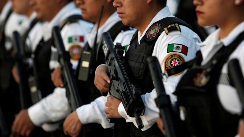 FOTO: Cae en México integrante de una organización delictiva de alto impacto en El Salvador