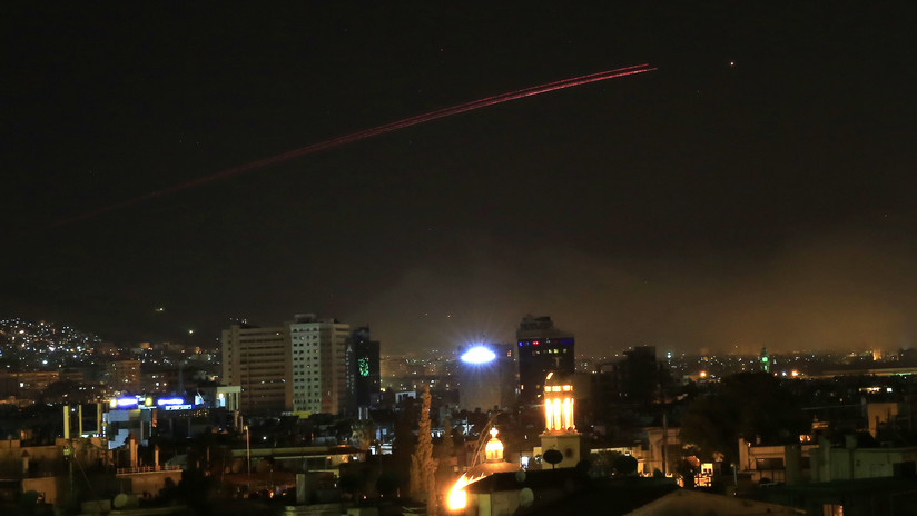 MINUTO A MINUTO: Occidente lanza un ataque contra Siria