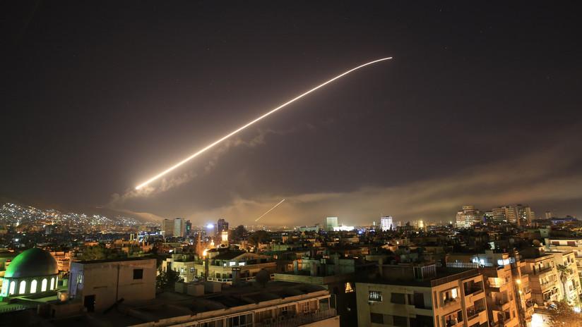 EE.UU., Reino Unido y Francia atacan Siria