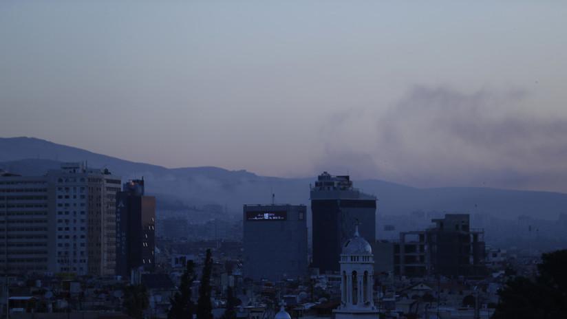 Siria evacuó sus instalaciones militares antes del ataque lanzado por EE.UU. y sus aliados