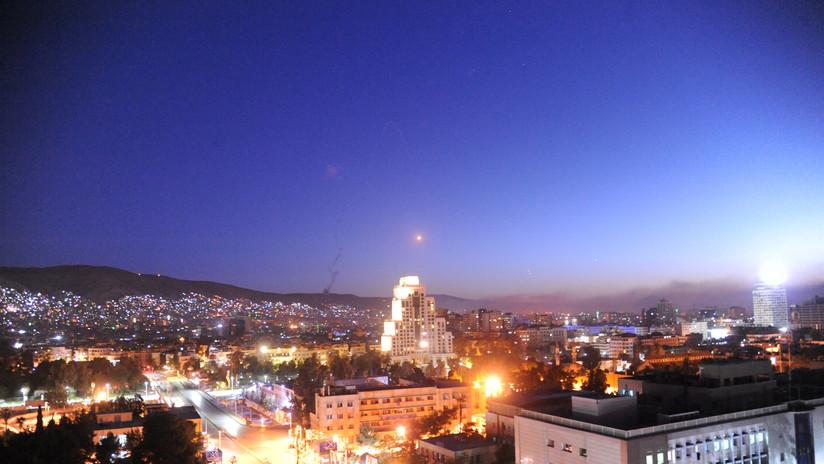 Alerta: Comenzó una nueva guerra en Siria. EE.UU ataca a Damasco