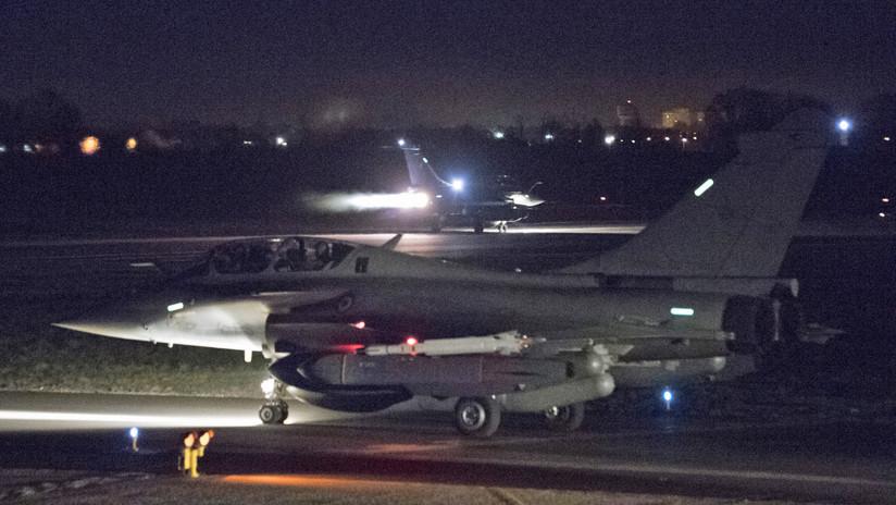 """""""EE.UU. y sus aliados atacaron a Siria porque no soportan la derrota de sus grupos terroristas"""""""