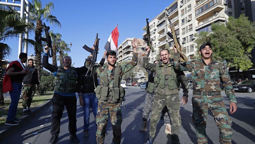 Estado Mayor sirio: Continuaremos lucha antiterrorista, pese al ataque de EE.UU.