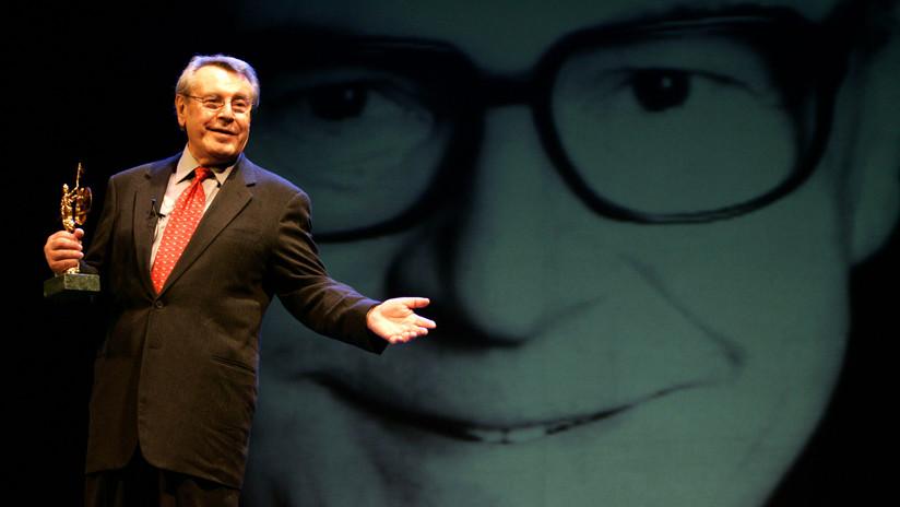 Fallece el director de cine Milos Forman