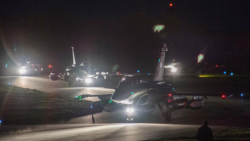 """Irán: """"El ataque contra Siria es una agresión flagrante y carece de legitimidad"""""""
