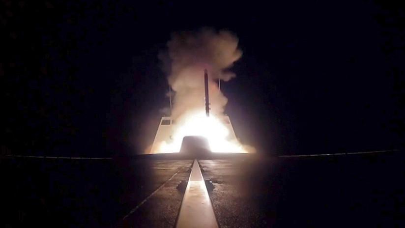 """Rusia: """"Los sistemas antiaéreos sirios interceptaron 71 de los 103 misiles lanzados"""""""