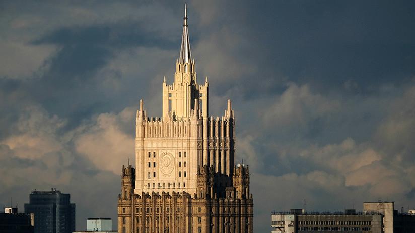"""Moscú, sobre el informe de Francia: """"El ataque contra Siria se basa en datos de redes sociales"""""""