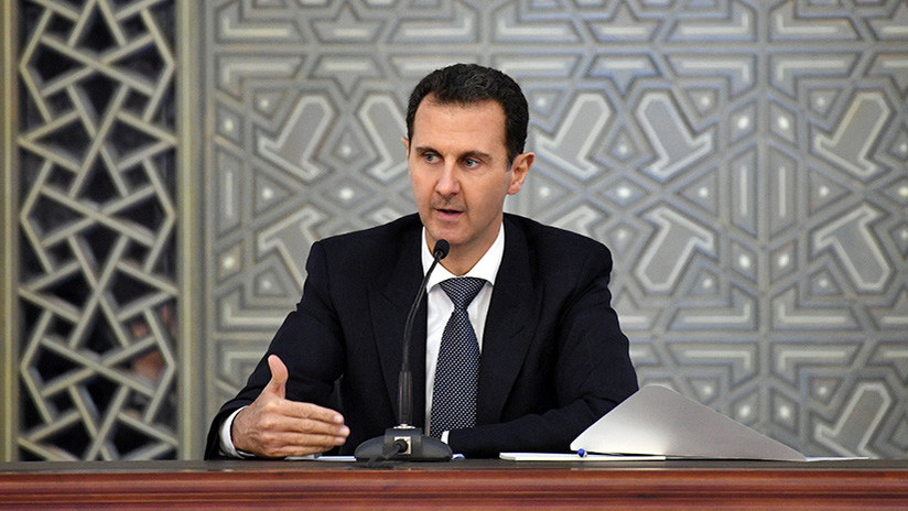 """Assad: """"Ha llegado la hora de que Occidente acepte que perdió control sobre la situación en Siria"""""""