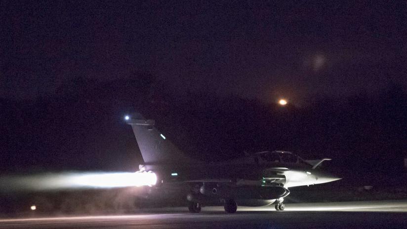 """China propone """"la única salida viable"""" para Siria tras el bombardeo de EE.UU. y sus aliados"""