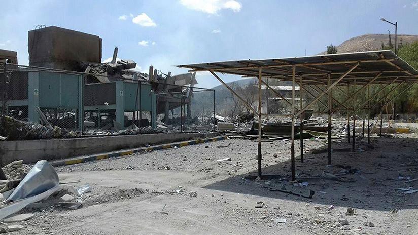 Moscú: El fin de los ataques de EE.UU. y aliados a Siria ha sido impedir el trabajo de la OPAQ