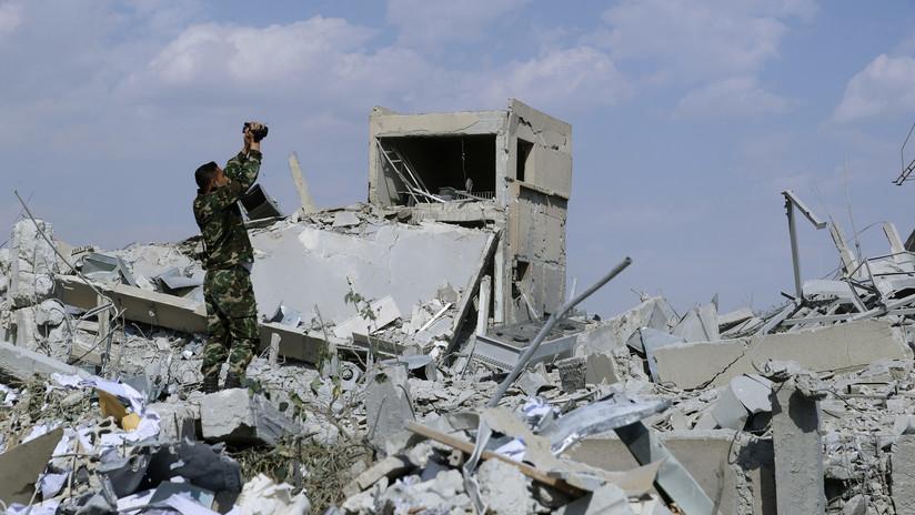 """Putin: Bombardeo de Siria es una """"burda violación"""" de la Carta de la ONU y el derecho internacional"""