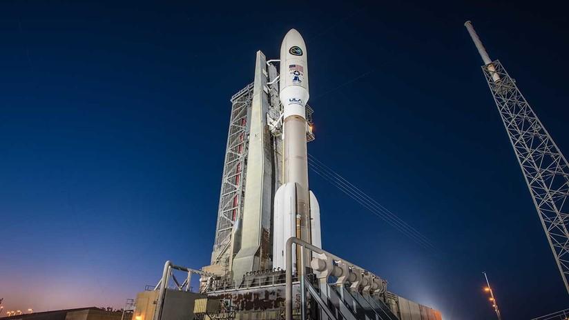 VIDEO: EE.UU. lanza el cohete portador Atlas V con dos satélites militares a bordo