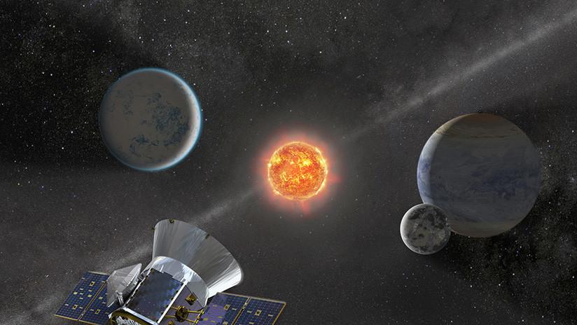 Más cerca de la vida extraterrestre: La NASA lanzará un satélite 'cazador de planetas' (VIDEO)