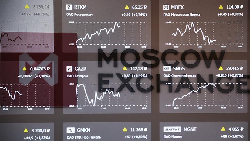Caen las acciones del mayor fabricante ruso de aluminio antes de recuperarse en la bolsa de Moscú