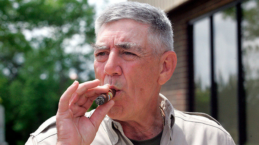 Muere R. Lee Ermey, actor de Full Metal Jacket