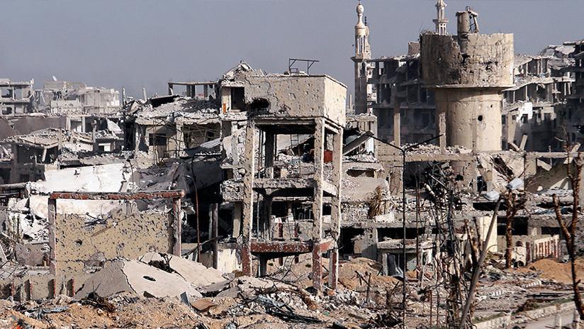 Tras el bombardeo, Mogherini afirma que la UE está dispuesta a ayudar económicamente a Siria