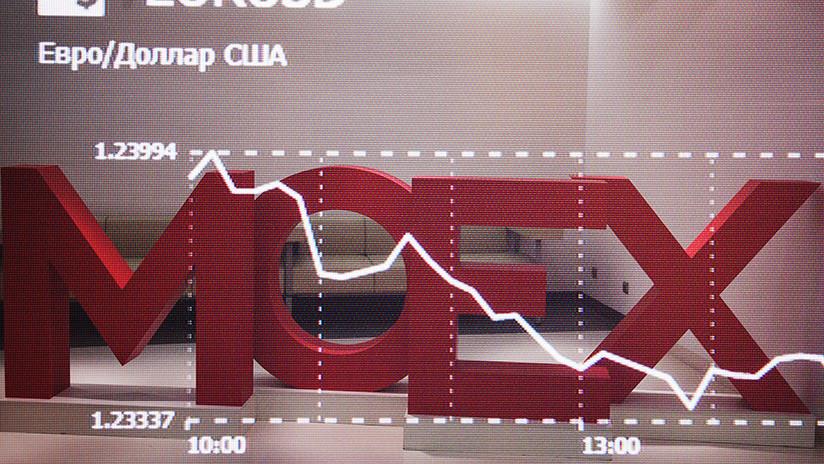 """El mercado ruso evitó """"cambios descontrolados"""" tras nuevas sanciones de EE.UU."""
