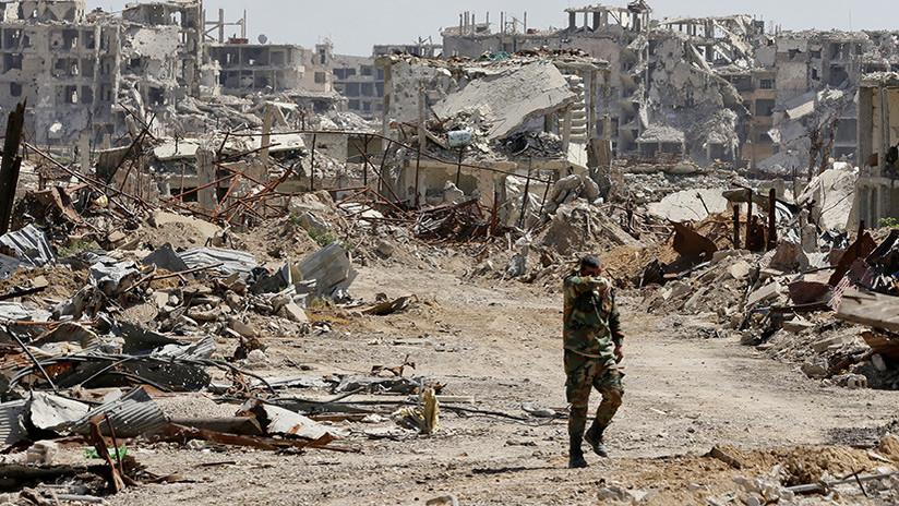 """Kremlin: El ataque de Occidente a Siria es """"una agresión contra un Estado soberano"""""""