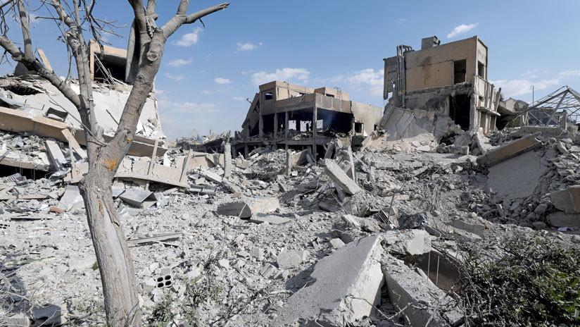Irán: Tras el ataque a Siria EE.UU. podría volver a recurrir a mentiras para lanzar nuevas ofensivas