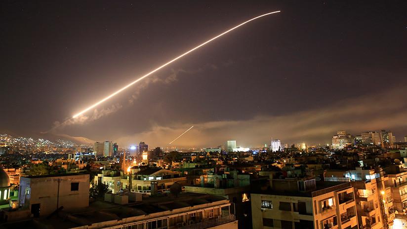 """Trump: """"Siria no derribó ningún misil lanzado por EE.UU."""" (pero un video muestra lo contrario)"""