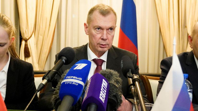 Rusia: EE.UU. no necesita investigar el supuesto ataque químico en Siria ya que todo está decidido