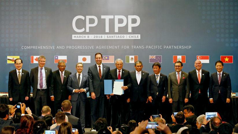 ¿Por qué Trump se plantea regresar al acuerdo TPP?