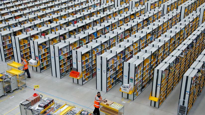 Trabajadores de Amazon orinan en botellas por miedo a ser despedidos