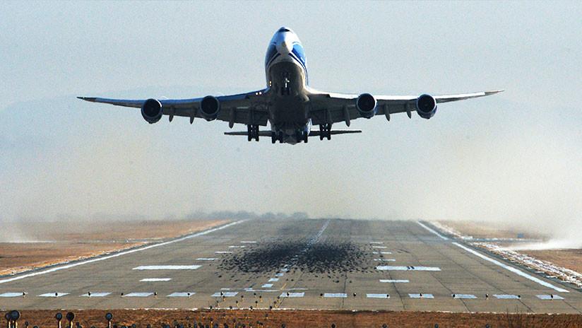Cómo las contra-sanciones rusas podrían crear caos en la industria de la aviación en EE.UU.