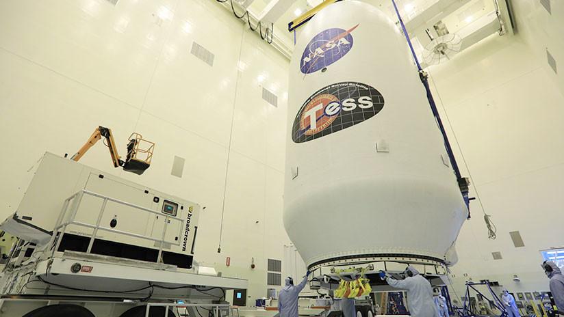 La NASA retrasa el lanzamiento del satélite 'cazador de planetas'