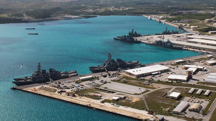 Militares de Corea del Sur y EE.UU. se entrenarán conjuntamente en la isla de Guam