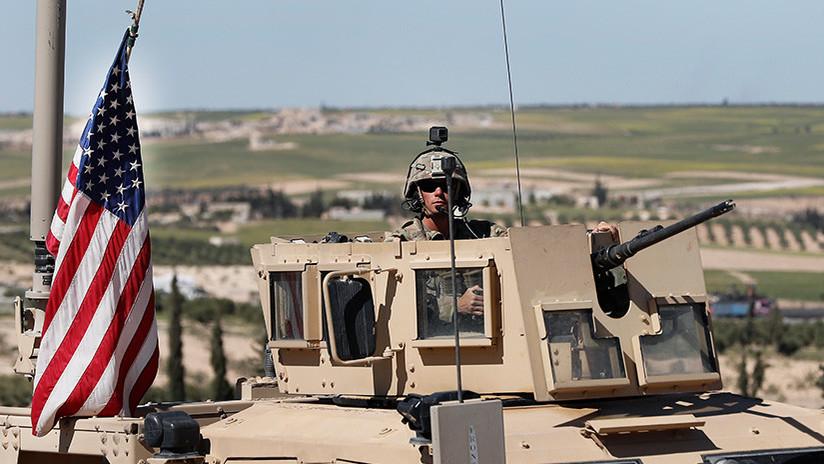 EE.UU. pretende formar una fuerza internacional árabe en Siria