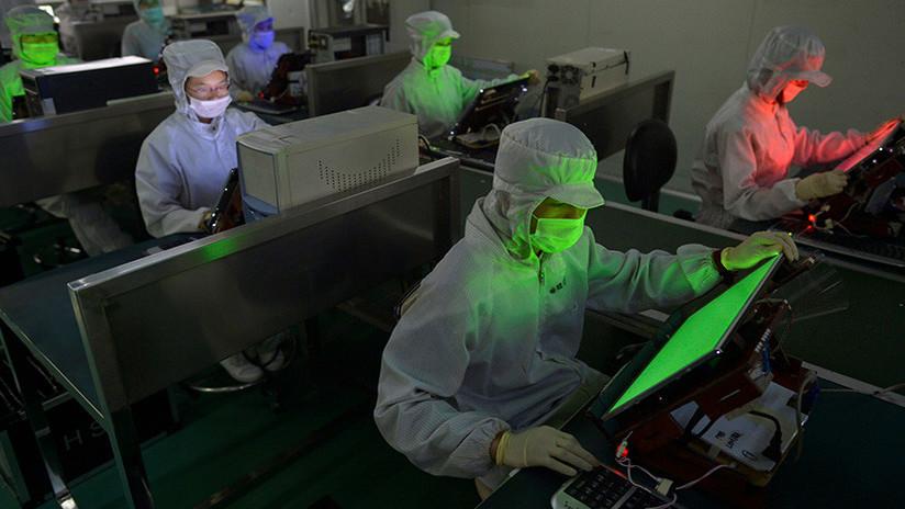 WSJ: EE.UU. considera represalias contra China en el sector de alta tecnología