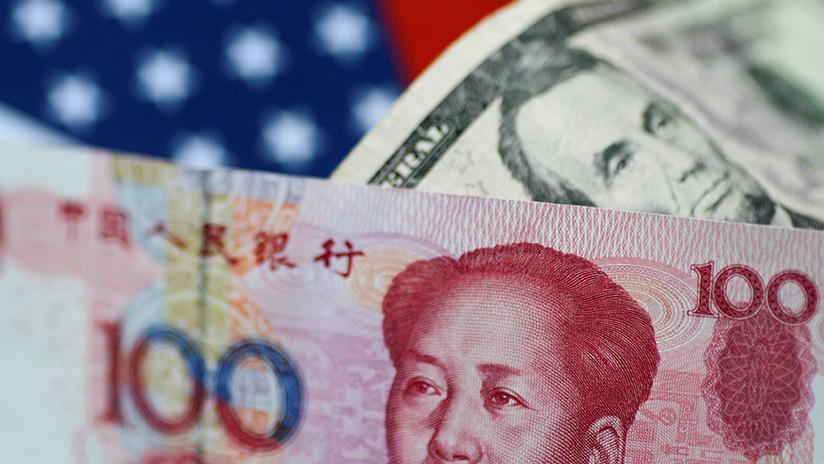 """China responde a las acusaciones de Trump de """"jugar al juego de la devaluación monetaria"""""""