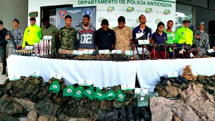 Un policía infiltrado asesta un golpe al poderoso Clan del Golfo en Colombia
