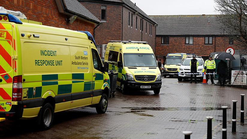"""Londres: El agente nervioso que envenenó a los Skripal fue suministrado """"en forma líquida"""""""