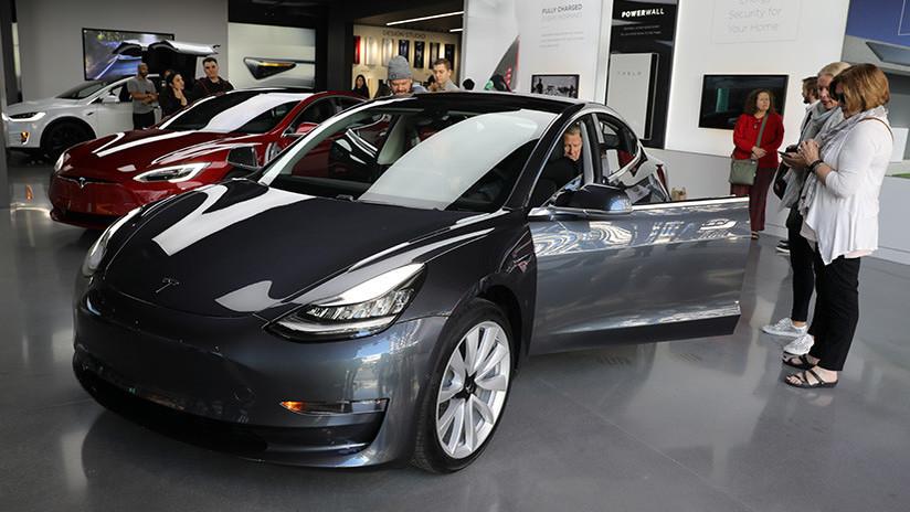 Tesla suspende la producción de su coche eléctrico Model 3 por segunda vez