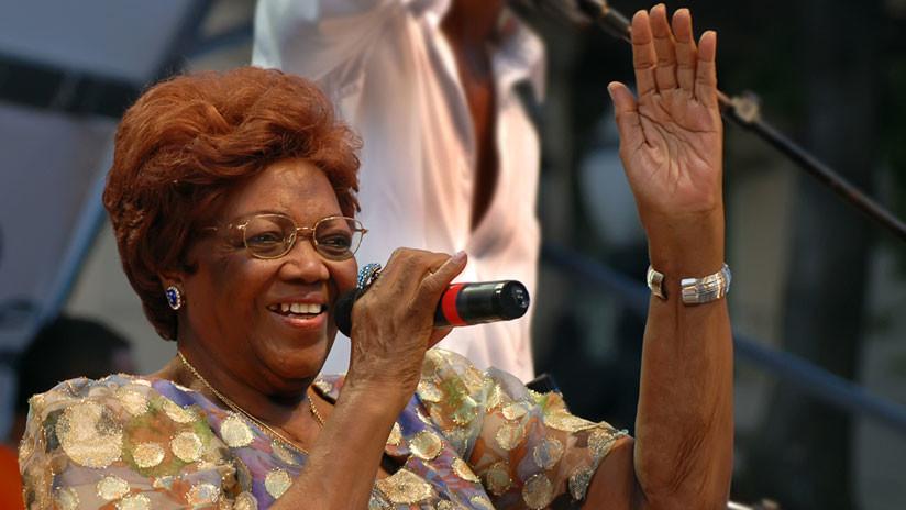 Falleció a los 97 años la 'Reina del Samba' brasileña Dona Ivone Lara