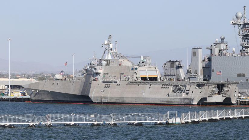 """""""Pilas de basura flotantes"""": EE.UU. no debe desplegar sus nuevos buques de combate litoral"""