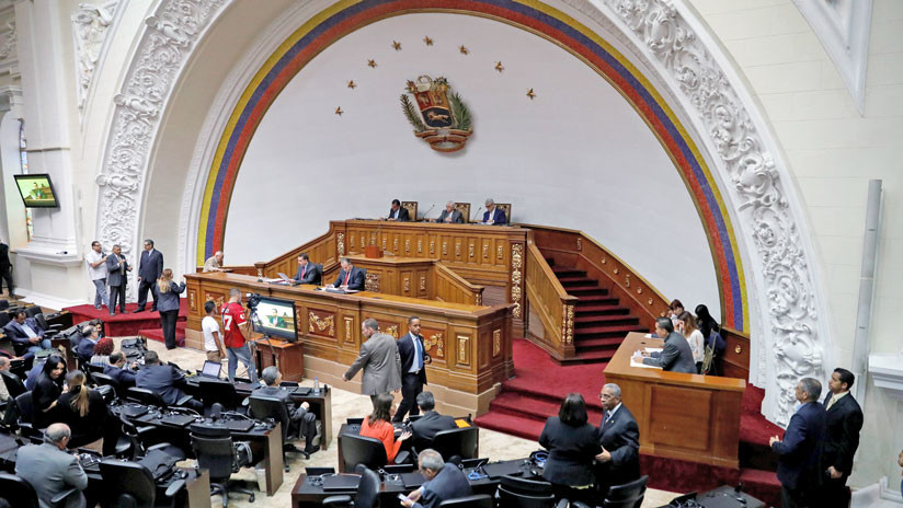 "Venezuela: La Asamblea Nacional dice que ""existen méritos"" para enjuiciar a Maduro"