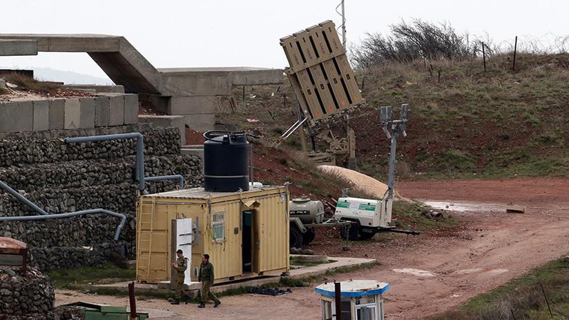Israel se prepara para posible represalia de Irán por el ataque contra la base siria