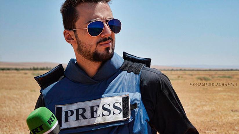 """""""Murió en nombre de la verdad"""": RT abre la convocatoria del premio en memoria de Khaled Alkhateb"""