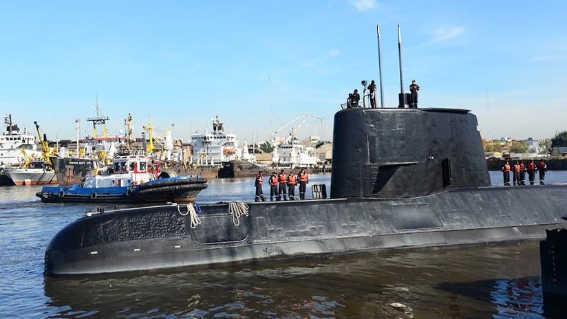 """""""No creo en desapariciones"""": Un venezolano dice que puede hallar el submarino argentino ARA San Juan"""
