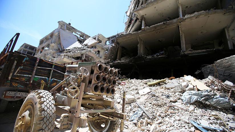 """""""EE.UU. y sus aliados no podrán derrocar a Bashar al Assad por la fuerza"""""""