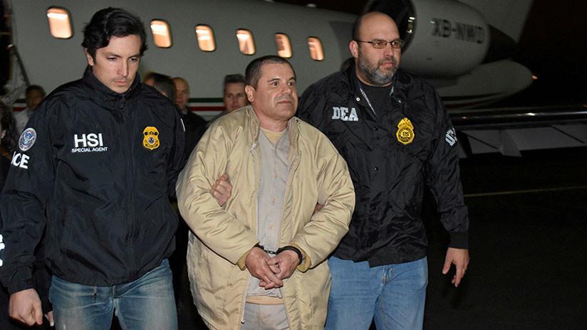 Se deteriora la salud mental de 'El Chapo' Guzmán, según su abogado