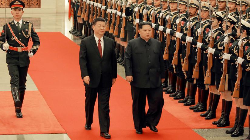 China revela tres condiciones imprescindibles para un tratado de paz entre EE.UU. y Corea del Norte