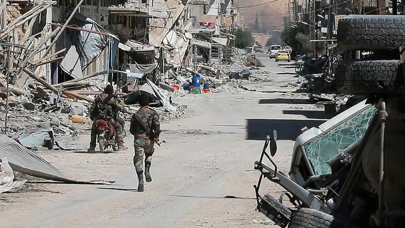 Reportan que Israel consultó con EE.UU. sobre el ataque contra la base siria